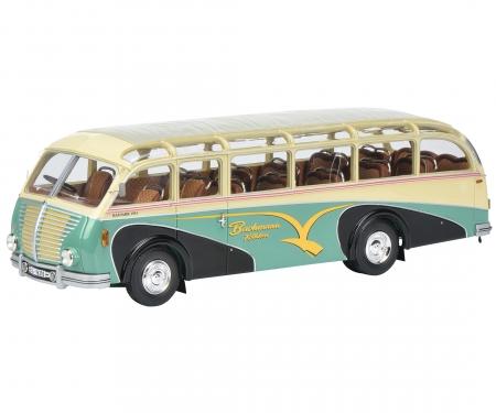 "Saurer 3C-H bus ""Bachmann"" 1:43"