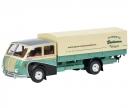 """schuco Saurer 3C-H truck """"Bachmann""""  1:43"""