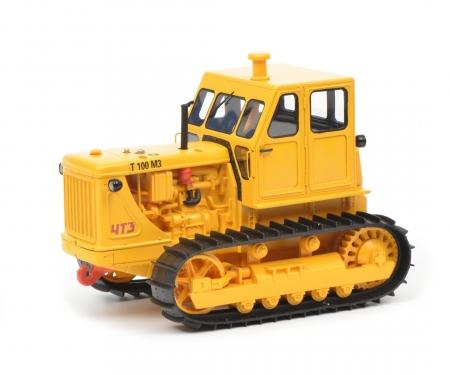 schuco Kettentraktor T100 M3, 1:32