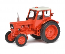 schuco Belarus MTS-50, red, 1:43