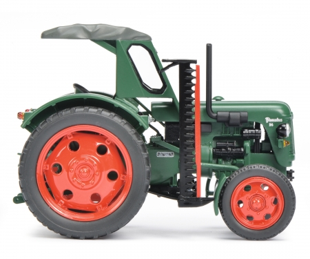 schuco Famulus RS14/36, green, 1:43