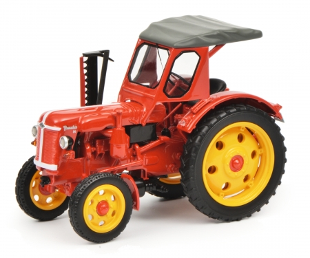 schuco Famulus RS 14/36, rot, 1:32