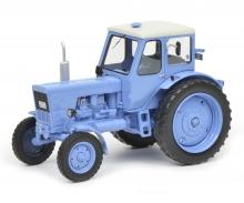 schuco Belarus MTS-50, blue, 1:32