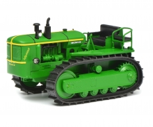 schuco Deutz 60 PS Kettentraktor, grün, 1:32