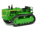 schuco Deutz 60 PS chain tractor, green, 1:32