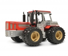 Schlüter Super Trac 5000 TVL, red, 1:32