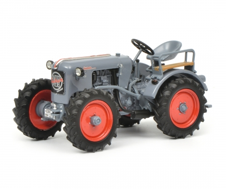 schuco Eicher ED 26, grey, 1:43