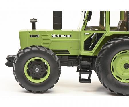 schuco Hürlimann H-6160 green 1:32