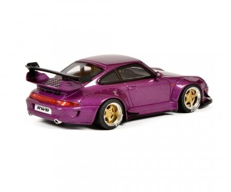 schuco RAUH-Welt RWB 993 purple 1:43