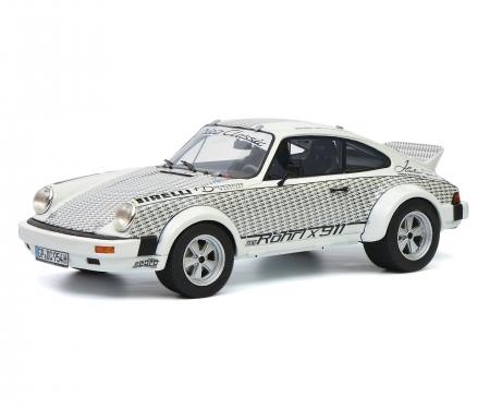 schuco Porsche 911 RÖHRL X911 1:43