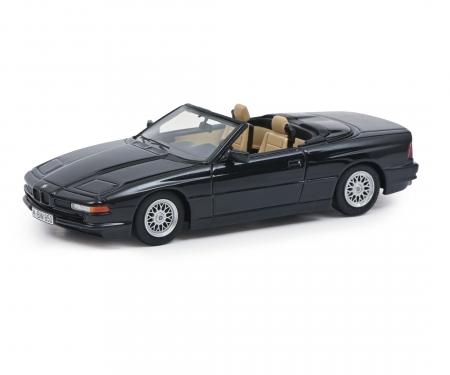 schuco BMW 850 Ci black 1:43