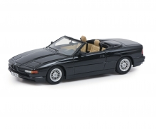 schuco BMW 850 Ci black 1:43