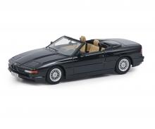 schuco BMW 850 Ci schwarz 1:43