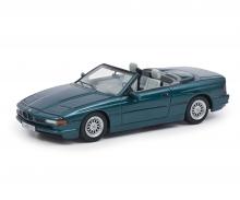 schuco BMW 850 Ci grün 1:43