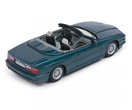 schuco BMW 850 Ci green 1:43