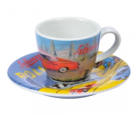 Schuco espresso cups Set 1