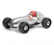"schuco Studio Racer ""Silver-Max"" #5, silver black"