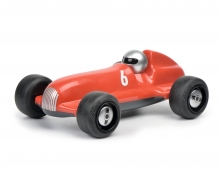 "schuco Studio Racer ""Red-Enzo"" #6, rot grau"