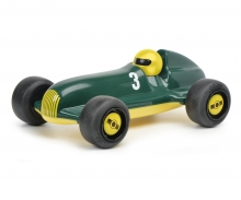 "Studio Racer ""Green-Lewis"" #3, green yellow"