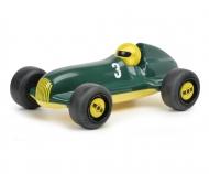 """schuco Studio Racer """"Green-Lewis"""" #3, green yellow"""