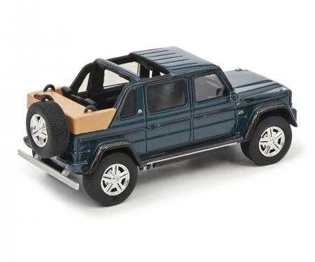 schuco Mercedes-Maybach G650 1:64