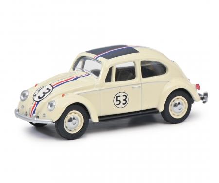 schuco VW Käfer Rallye #53 1:64