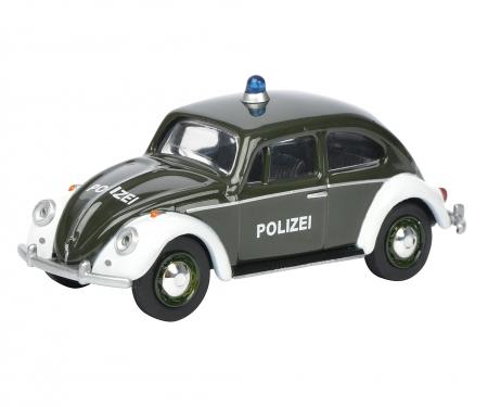 VW Käfer Polizei 1:64