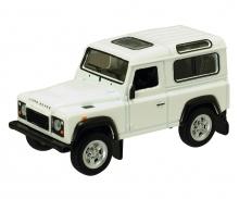 Land Rover Defender, white 1:64