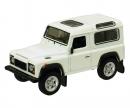 Land Rover Defender, weiß 1:64
