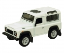Land Rover Defender, white 1:64