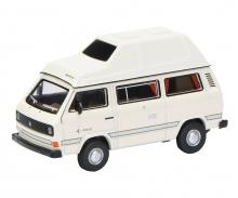 "VW T3 ""Joker"" with high roof, white 1:64"