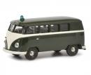"""schuco VW T1 Bus """"Polizei"""", 1:64"""