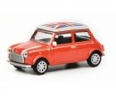 "schuco Mini Cooper ""Union Jack"", rot weiß, 1:64"