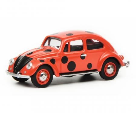 """schuco VW Käfer """"Marienkäfer"""", 1:64"""