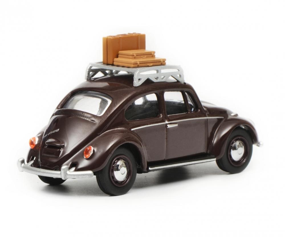 vw k fer reisezeit dunkelrot 1 64 pkw modelle. Black Bedroom Furniture Sets. Home Design Ideas