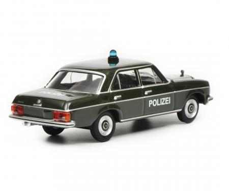 """schuco Mercedes-Benz -/8 """"Polizei"""", 1:64"""