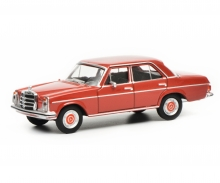 Mercedes-Benz -/8, red, 1:64
