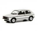 schuco VW Golf I GTI, silber, 1:64