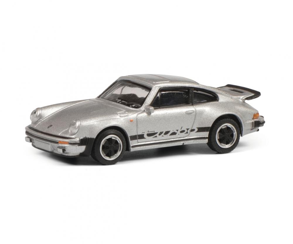 Schuco 1//64 Porsche 911 930 Green RAW Chase very limited