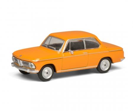 schuco BMW 2002 orange 1:64