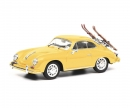 schuco Porsche 356 WINTER HOLID.1:64