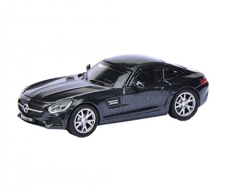 Mercedes-AMG GT S, black 1:87