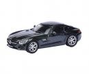 Mercedes- AMG GT S, schwarz 1:87