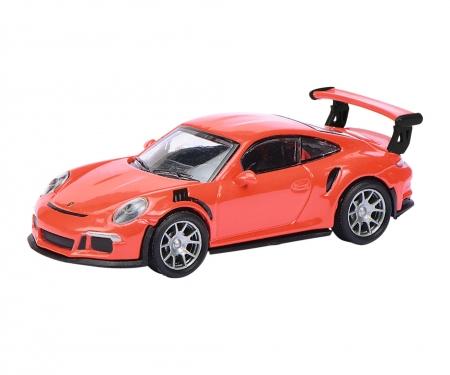 schuco Porsche 911 (991) GT3 RS, orange 1:87