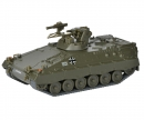 MARDER 1A2 infantry combat vehicle 1:87