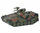schuco MARDER 1A2 infantry combat vehicle, camouflaged 1:87