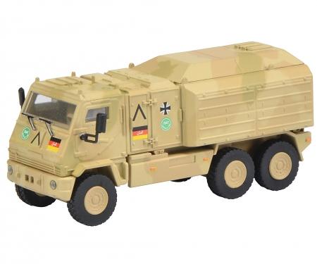 "schuco YAK service vehicle ""ISAF"", camouflaged 1:87"