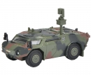 "Fennek scout car ""Bundeswehr"", camouflaged 1:87"