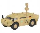 """schuco Fennek Panzerspähwagen """"ISAF"""", flecktarn 1:87"""