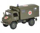 """Unimog S 404 Ambulance """"Bundeswehr"""" 1:87"""